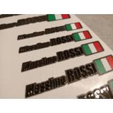 Name/Surname Stickers  LUXURY Clear - photo 4