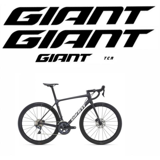 Frame Stickers Giant TCR Advanced PRO Disc 2021