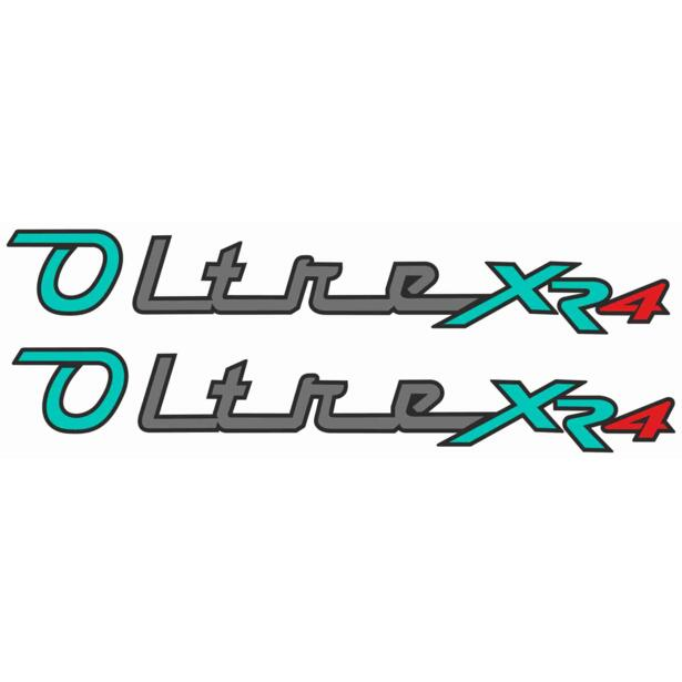 Frame Stickers Oltre Xr4 2021