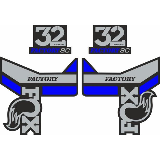 Fork Stickers FOX 32 FACTORY SC 2019/20
