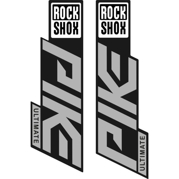 Adesivi Forcella Rock Shox PIKE Ultimate 2020