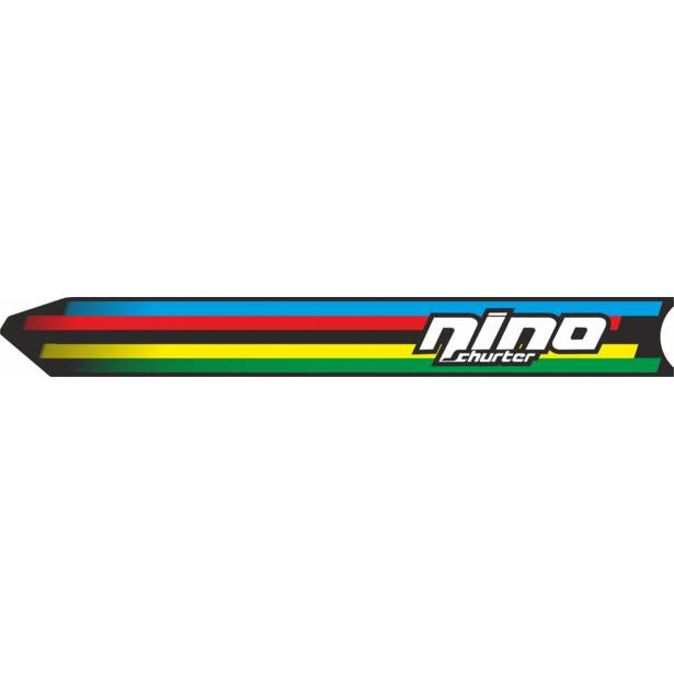 Adesivi Nome Nino Schurter World Champion - Scott Scale / Spark RC