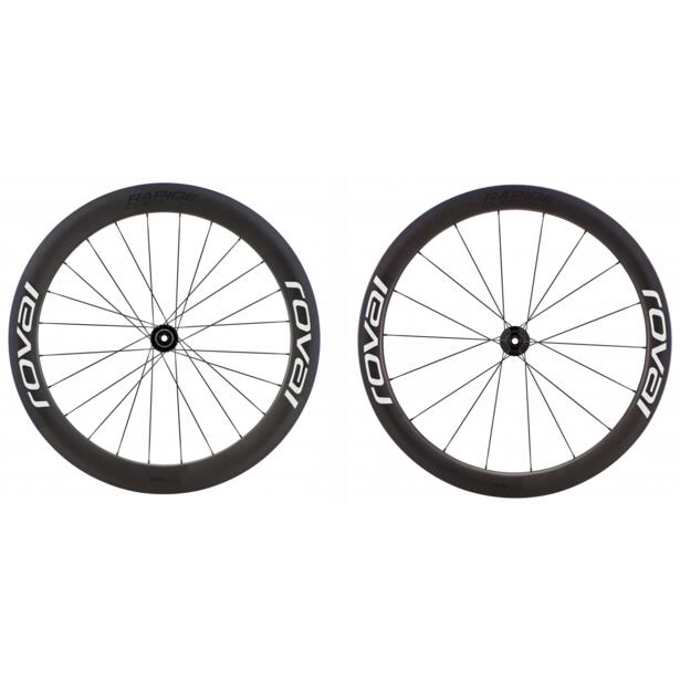 Wheels Stickers Roval Rapide CLX 2021 Disc