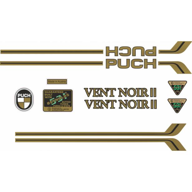 Frame Stickers PUCH Vent II