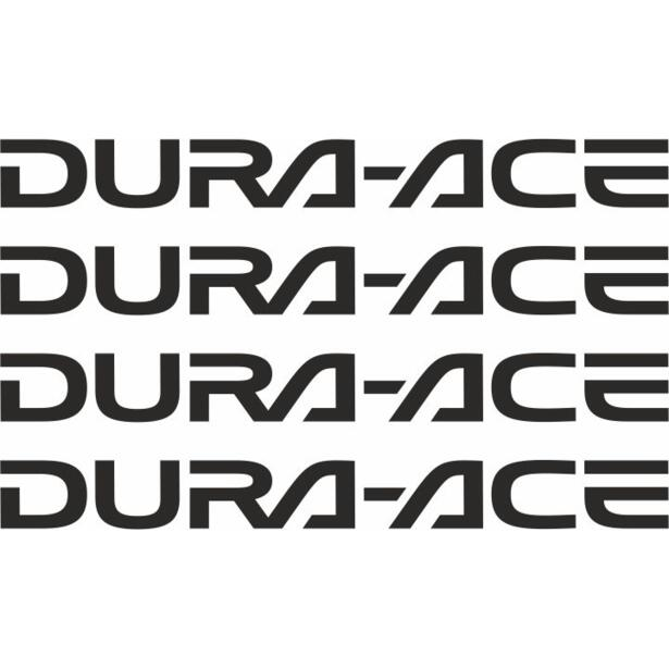 DURA-ACE Stickers
